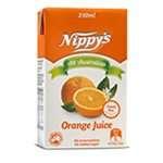 Nippy's Juice Orange 250ml