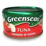 Tuna – Tomato & Onion