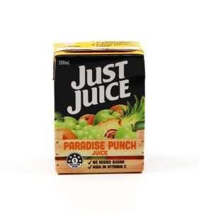 Just Juice Paradise Punch 200ml
