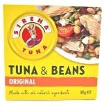 Sirena Tuna & Beans$2.30 extra per pack
